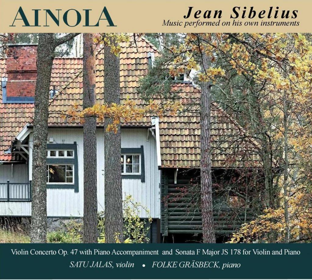 Levynkansi Ainola CD 2