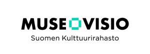 Suomen Kulttuurirahaston Museovisio-projektin tekstilogo