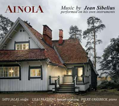 Levynkansi, Ainola CD 1